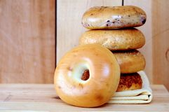 Bagels Photos stock