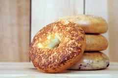 bagels Стоковые Изображения RF