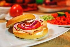 bagels Стоковые Фото