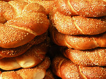Bagels Stock Photos