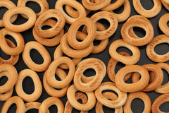 Bagels (craquelins) Photos stock