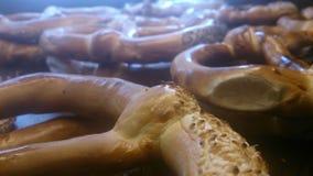 Bagels deliciosos Imagens de Stock Royalty Free