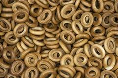 Bagels frais Image stock