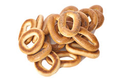 Bagels isolated Stock Image