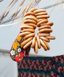 Bagels savoureux Photographie stock libre de droits