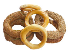 Bagels turcs Photographie stock
