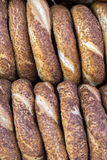 Bagels turcs/Simit Images libres de droits