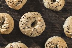 Bagels Stock Photography