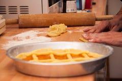 Bageri hemma Fotografering för Bildbyråer