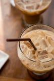 Bageri och kaffe Arkivbild