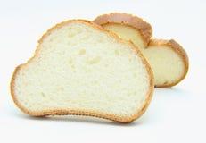 bageribrödskivor Arkivbilder