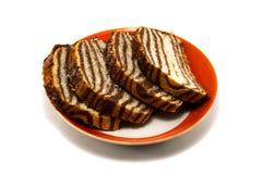 bagerifrukost royaltyfria foton