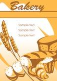 bageriprodukter Royaltyfri Bild