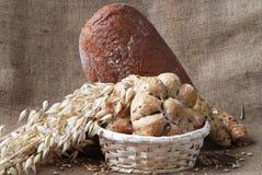 bageriprodukter Arkivbilder