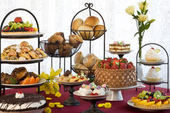 bageriprodukter Royaltyfria Foton