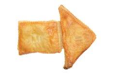 bagerit Arkivbild
