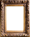 Baget old frame Stock Photography