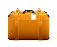 Baggage. сomputer illustration on white background Royalty Free Stock Images