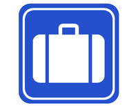 Baggage royalty free stock photography