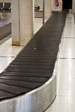 Baggage belt Stock Image