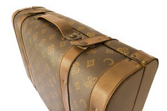 Baggage Brown profile Royalty Free Stock Images