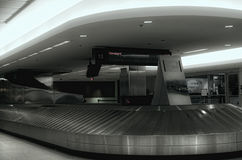 Baggage Carousel Stock Photography