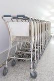 Baggage Cart Royalty Free Stock Image
