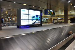 Baggage Claim. Of Inchon International Airport Stock Photos