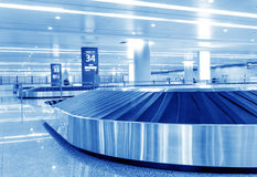 Baggage claim Royalty Free Stock Images