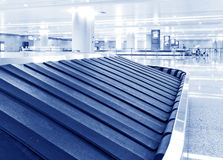Baggage claim Royalty Free Stock Photography