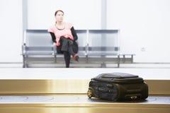 Baggage claim Stock Photos