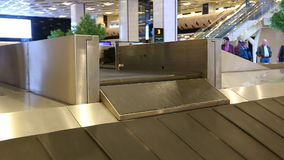 Baggage Claim, Luggage and Suitcases, Bags.  stock video