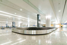 Baggage claiming area. Eastphoto, tukuchina,  Baggage claiming area Royalty Free Stock Photos