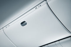 Baggage compartment Stock Images