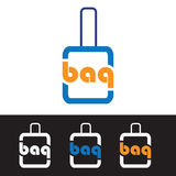 Baggage icon Stock Images