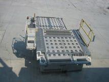 Baggage loader Stock Images
