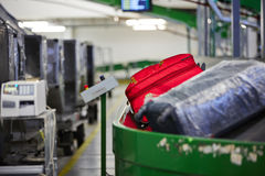 Baggage sorting Stock Photos