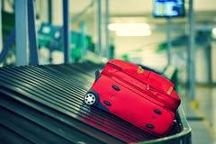 Baggage sorting Stock Image