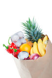 Bagged Groceries Royalty Free Stock Image