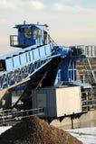 Baggermachine 020 Stock Afbeeldingen