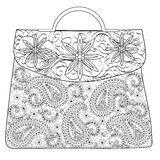 baggies Att färga för kopplar av Mode royaltyfri illustrationer