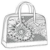 baggies Färga för avkoppling Mode royaltyfri illustrationer
