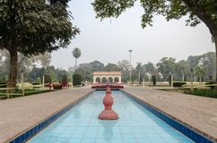 Bagh e Jinnah, Lahore, Punjab, Pakistan royalty-vrije stock foto's