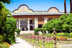 Bagh-e Narenjestan  Garden, Shiraz Royalty Free Stock Images