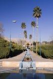 Bagh-e Narenjestan (jardim alaranjado) Foto de Stock