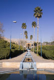Bagh-e Narenjestan (Orange Garden) Stock Photo