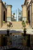 Bagh Negarestan, Baharestan-tuin in Teheran, Iran Stock Foto