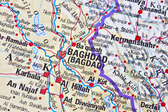 Baghdad Royalty Free Stock Photo