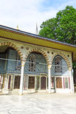 Baghdad Kiosk situated in the Topkapi Palace Stock Images