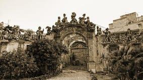 Bagheria Palermo Villa Palagonia Royalty Free Stock Photo